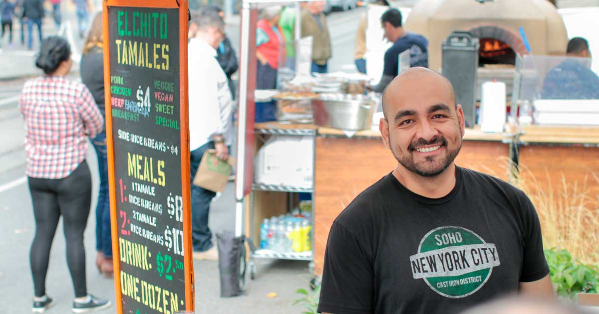 El Chito Gourmet Tamales