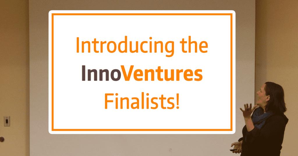 InnoVentures Finalists