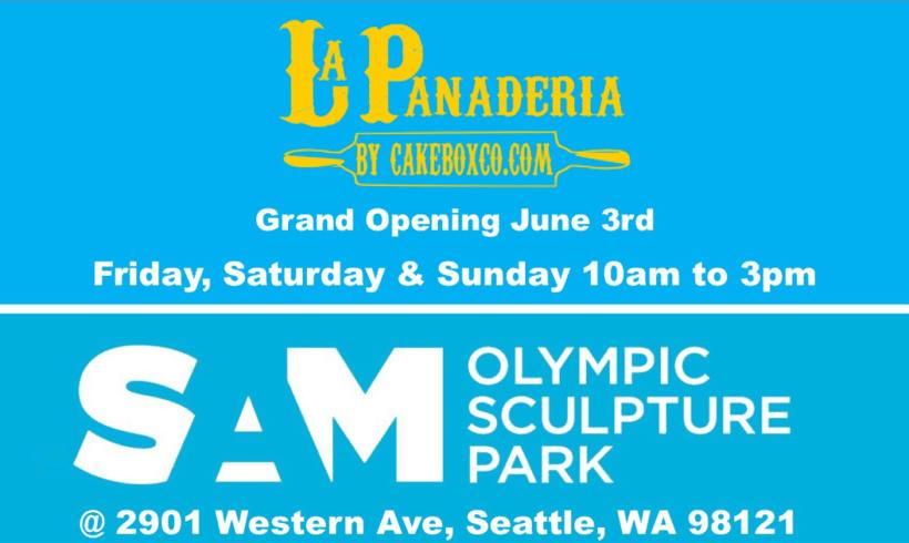 La Panaderia Now at SAM Olympic Sculpture Park