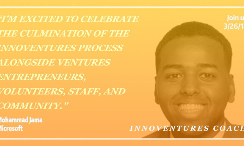 Meet the Volunteer Coaches Behind InnoVentures