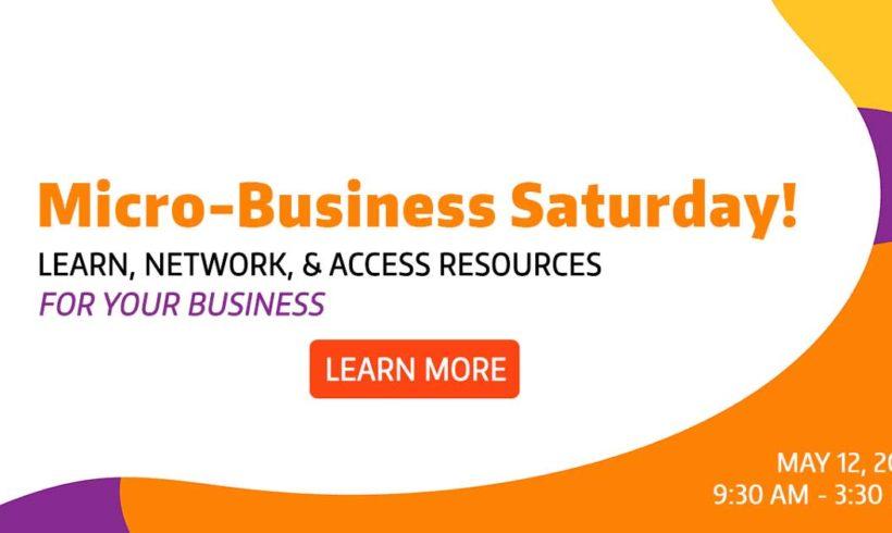 Micro-Business Saturday!