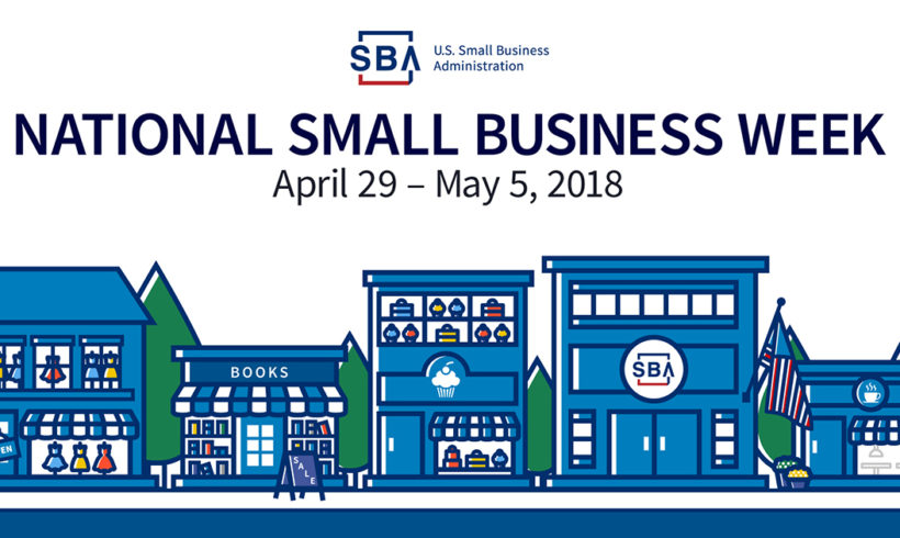 National Small Business Week!