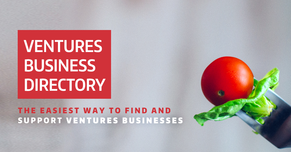 Announcing the Ventures Business Directory
