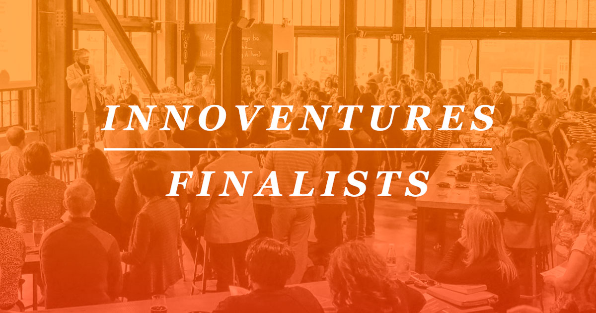 Meet the InnoVentures Finalists!