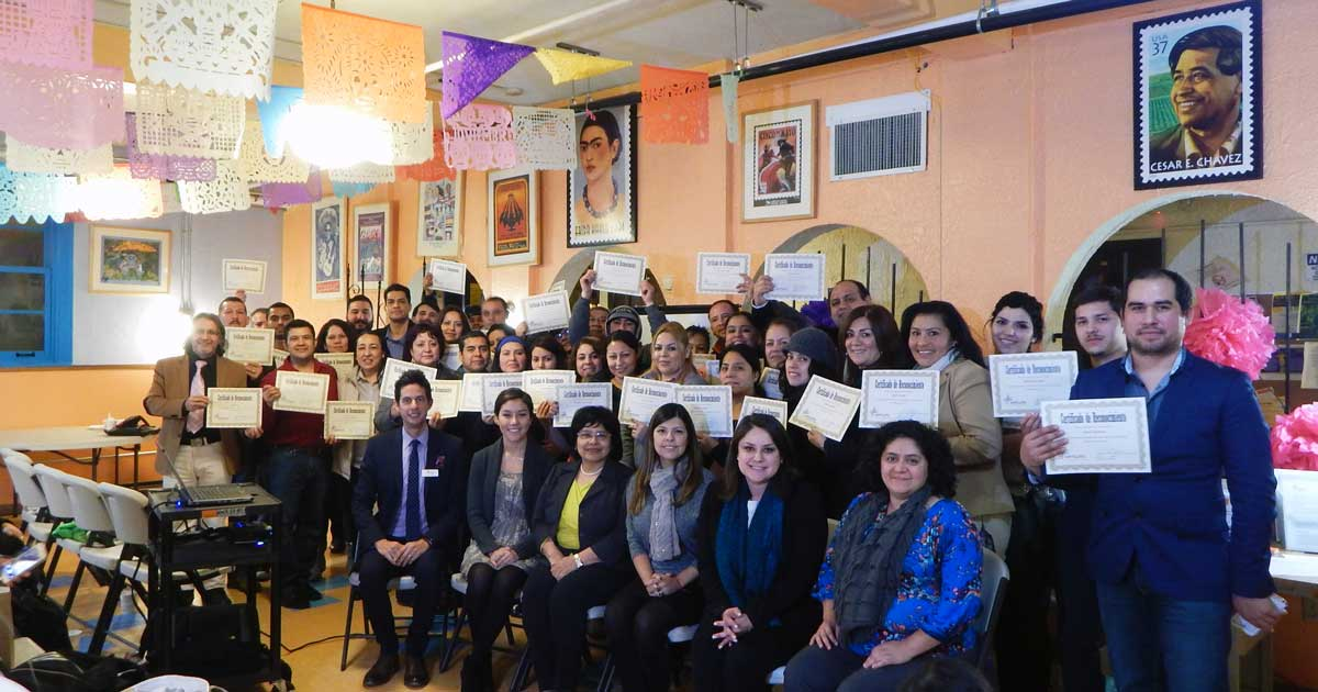 Nuestro Camino: Celebrando El décimo Aniversario del programa Latino