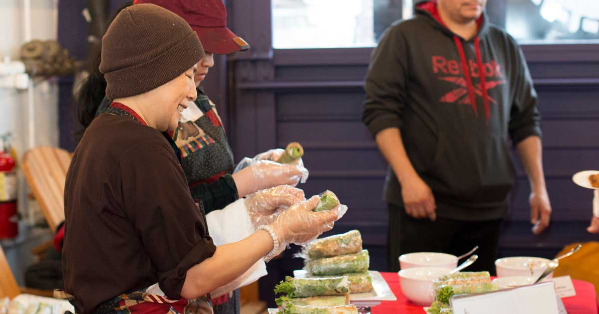 Food Justice: Supporting Food Businesses Through Advocacy