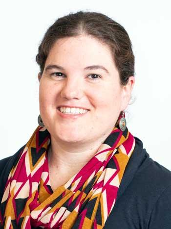 Jen Hughes, Director of Programs