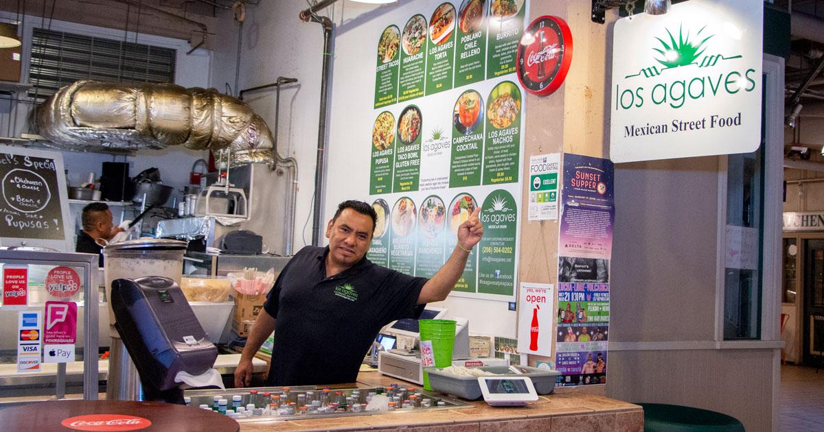 Jaime Mendez: Owner of Los Agaves and Triple Threat