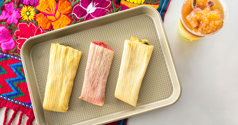 Want Homemade Tamales? You'll Have to Wait