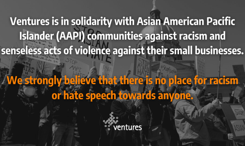 Our Statement in Support of Stop the Asian American Pacific Islander Hate Movement